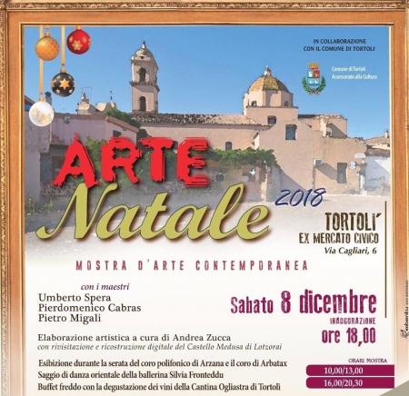 Arte Natale, mostra d'arte contemporanea all'ex Mercato Civico
