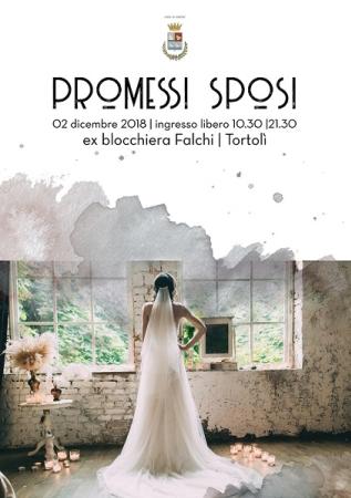 'Promessi Sposi', domenica 2 dicembre all'Ex Blocchiera Falchi