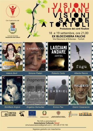 Visioni Sarde, rassegna cinematografica all'Ex Blocchiera Falchi