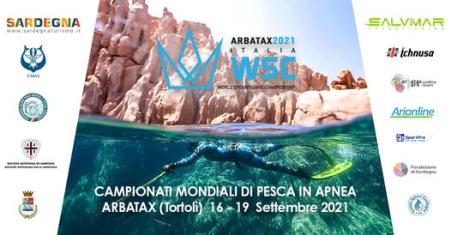 Ad Arbatax i campionati mondiali di pesca in apnea: dal 17 al 19 settembre ventisette team in gara