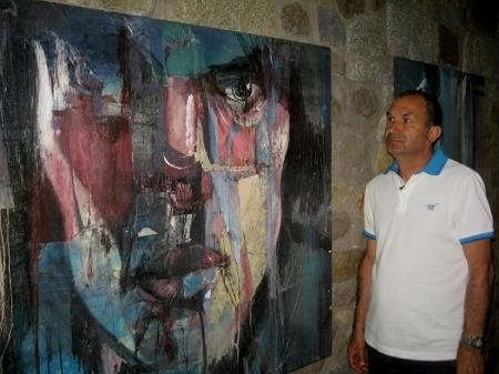 Il Maestro Francesco Spatara inserito tra l'élite di artisti del primo Atlante dell'Arte Contemporanea