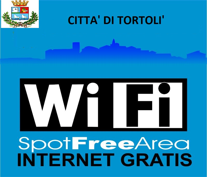 Cartello WIFI libero